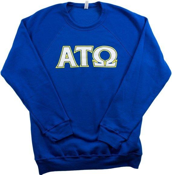 Alpha Tau Omega crewneck sweatshirt