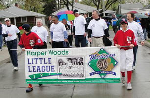Harper Woods little league