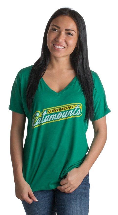 University of Vermont t-shirt